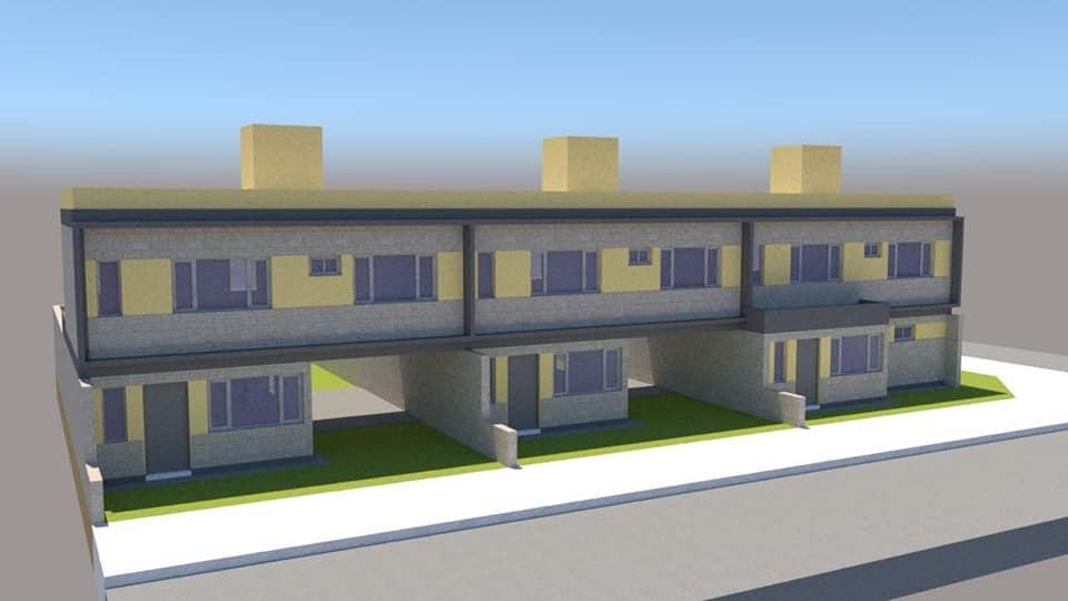 Duplex en Fernandez Oro