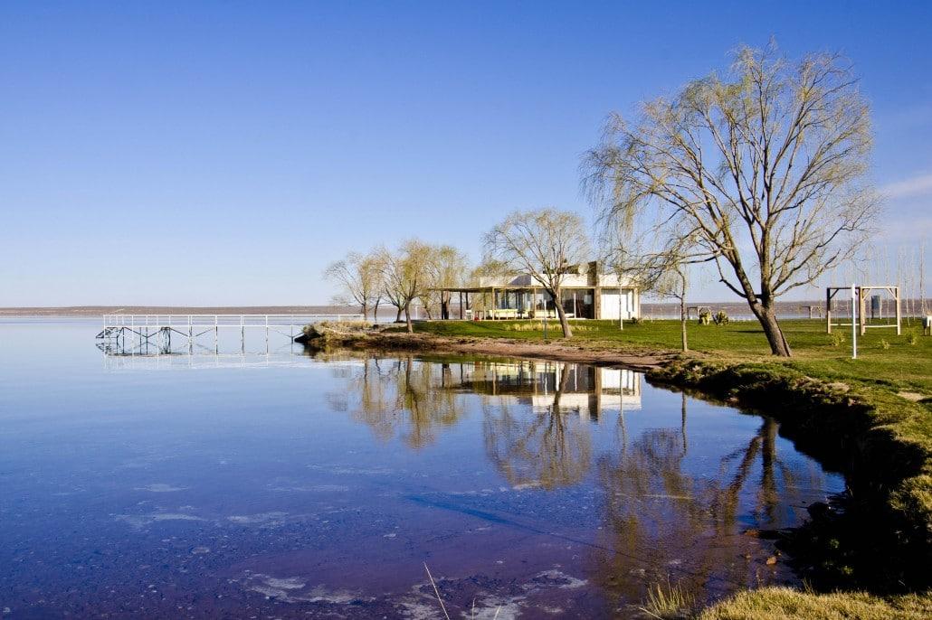 """Lago Mari Menuco, Loteo""""La Península"""""""